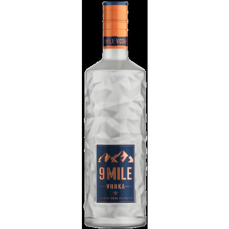 9 MILE Vodka 37,5% Vol., 0,7 Liter