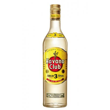 Havana Club 3 Años 0,7l