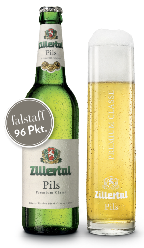 Zillertal Pils (12 x 0.33 l)
