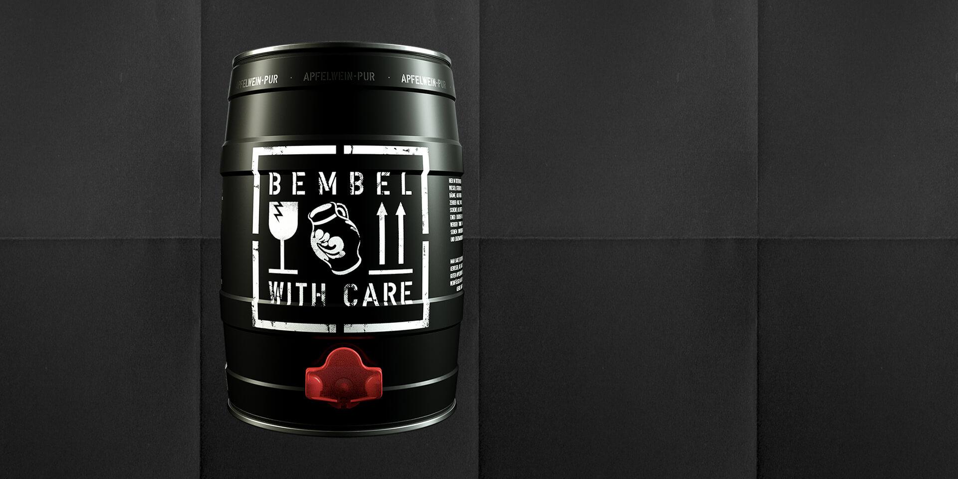 Bembel with Care 5 Liter Dose